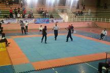 ارومیه قهرمان مسابقات کونگ فو آذربایجان غربی شد