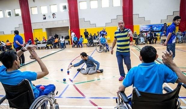 برترین های مسابقات بوچیا در بوشهر مشخص شدند