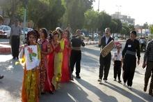 برگزاری جشنواره نشاط و امید جوانان در شهرستان بانه