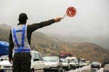 محدودیتهای  ترافیکی در برخی جادههای یزد آغاز شد