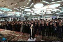 برگزاری نماز عید فطر به امامت رهبر معظم انقلاب در مصلی تهران