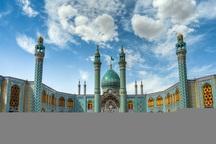 حضور گردشگران خارجی در امامزاده هلال(ع) 100 درصد افزایش یافت