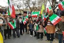 هم نوایی لرستان با فریاد اتحاد ایران در جشن پیروزی انقلاب