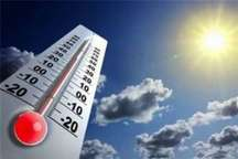کردستان دمای هوای 39 درجه را تجربه کرد