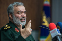 سردار فدوی: «سپاه پاسداران انقلاب اسلامی» هیچ کلمهای را در ادامه خود ندارد حتی ایران