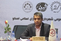 شهردار: طرح جامع شهر اسکو تدوین می شود
