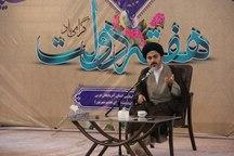 عدالت خواهی وظیفه اصلی مسئولین و مدیران حکومت اسلامی است