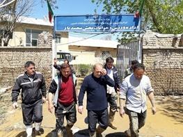 برخلاف ادعاهای دلواپسان: تلاش مدیر دولت روحانی برای کمک به سیلزدگان