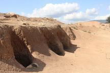محوطه تاریخی 9 هزار متر مربعی در ریگان شناسایی شد