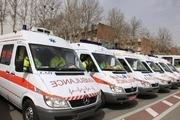 هفت دستگاه آمبولانس به ناوگان اورژانس لرستان اضافه شد