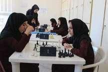 آغاز مسابقات شطرنج دختران ایران در یزد