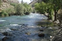 وسعت رودخانه های اصلی قم 930 کیلومتر است