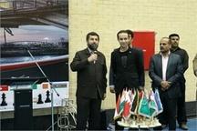مسابقات بین المللی شطرنج در اهواز آغاز شد