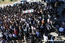 دانشگاه علوم پزشکی کرمان میزبان یک شهید گمنام دوران دفاع مقدس شد