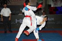 تیم کاراته فارس مقام سوم کشور را کسب کرد