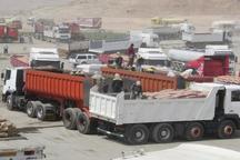 یک میلیون و 800 هزار دلار کالا از ایلام به خارج کشور صادر شد