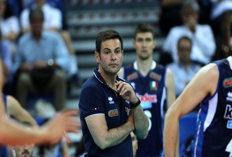 سرمربی تیم ملی والیبال ایتالیا:  به طور قطع ایران شایسته این پیروزی بود