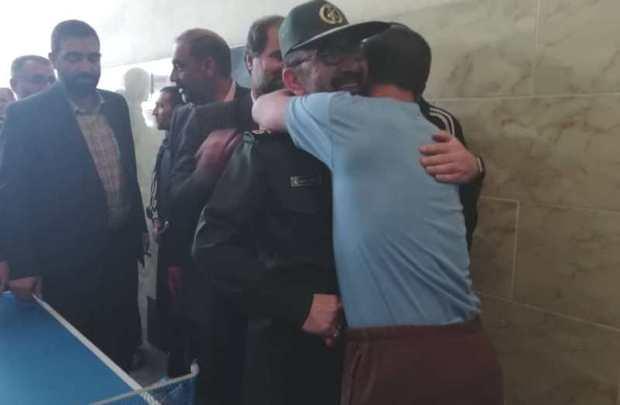 سپاه پاسداران با مراکز ترک اعتیاد همکاری می کند