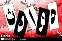 سانحه رانندگی در بزرگراه شهید صیاد شیرازی اصفهان 8 مصدوم داشت