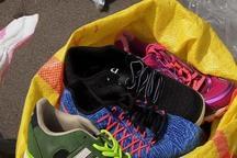 قاچاقچی انواع کفش در قزوین 89 میلیون ریال جریمه شد