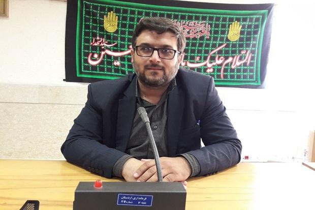 شهردار اردستان طرح بازآفرینی و کارخانه پسماند را تشریح کرد