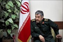 سردار جعفری: توان موشکی ایران در هوا ، دریا و زمین به سرعت در حال رشد است