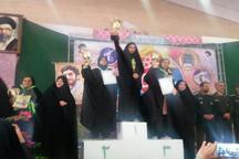 درخشش تیراندازان دختر سیستان و بلوچستان در رقابت های کشوری