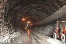 حفاری تونل کبیرکوه تا پایان سال به اتمام می رسد