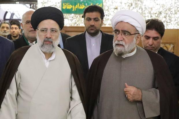 پیام تبریک رئیس قوه قضائیه به تولیت آستان قدس رضوی