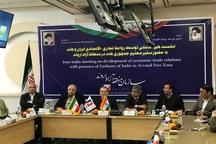 تبادل تجاری بین ایران و هندوستان به 227 میلیون دلار رسید