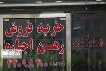 بازار بی در و پیکر مسکن کرمان