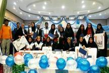 اهواز مقام نخست المپیاد استانی دختران طرح ملی دادرس را کسب کرد