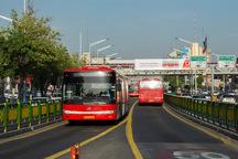 اتوبوس تندور گره ترافیک گرگان را باز می کند