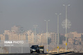 استمرار آلودگی هوای تبریز