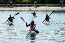 دعوت از 2 بانوی همدانی به اردوی تیم ملی قایقرانی
