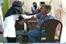 آغاز خدمات دندانپزشکی به اهالی 53 روستای دیر بوشهر