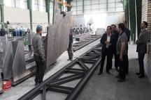 هفت واحد صنعتی در نمین آماده بهره برداری شد