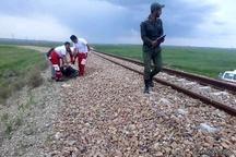 قطار جان کودک 7 ساله را در شهرستان البرز گرفت