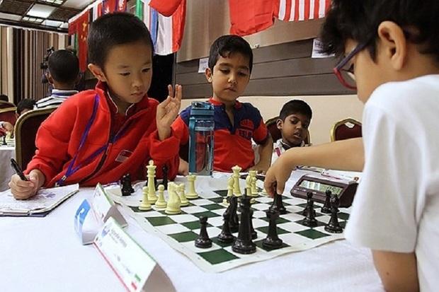 دانش آموز اهوازی به مسابقات شطرنج نونهالان جهان راه یافت