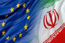 نشست وزیران خارجه اتحادیه اروپا در مورد ایران و برجام
