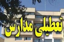 تعطیلی مدارس 27 شهر استان خوزستان بدلیل بارش ریزگرها