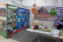 ارائه توانمندی های دهیاریهای موفق گیلان در نمایشگاه مدیریت شهری و روستایی کشور