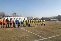 تیم فوتبال 90 ارومیه مقابل مس کرمان متوقف شد