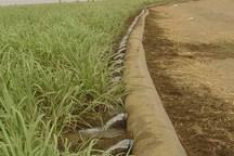 آبیاری کم فشار در 400 هکتار از اراضی آذربایجان غربی اجرا شد