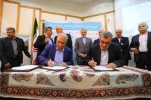 2 تفاهمنامه همکاری علمی و اقتصادی در اصفهان امضا شد