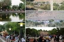 سفر گردشگران به شهرستان اقلید در تعطیلات عیدفطر 35 درصد فزونی یافت