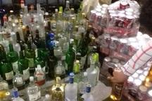 برخورد با قاچاق مشروبات الکلی در اردبیل تشدید شد