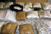 پلیس همدان 516 کیلوگرم تریاک کشف کرد