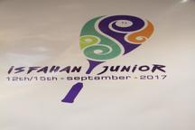 نخستین دوره مسابقات بین المللی اسکواش'اصفهان جونیور' برگزار می شود