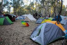 پارک کوهستان یزد برای مسافران نوروزی مهیا شده است  ممنوعیت نصب چادر در پارکهای شهر